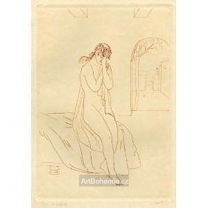 Výchova Coriny, opus 100/a (Mimes des courtisanes)