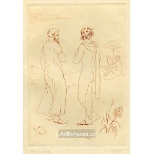 Filosof, opus 100/g (Mimes des courtisanes)