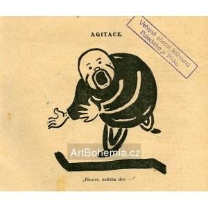 Agitace (Nebojsa)