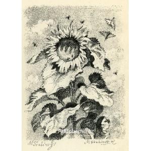 Slunečnice III, opus 547