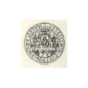 Karel IV. - Sigillum civium Pragensium