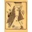 Dívčí hlava (kubistická) (Album Veraikonu)