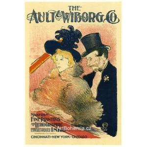 Au concert, The Ault & Wiborg (1896), opus 196
