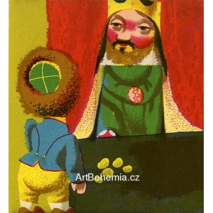 Honza s králem