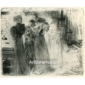 L´Atelier (1895), opus 11