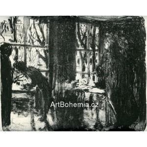 L´Atelier aux deux fenetres (1895), opus 14