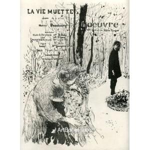 La Vie muette (1894), opus 20
