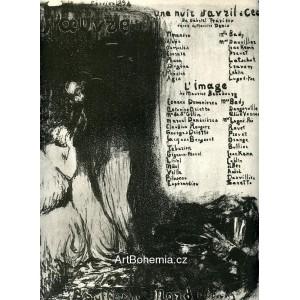 Une nuit d´avril a Céos, l´Image (1894), opus 22