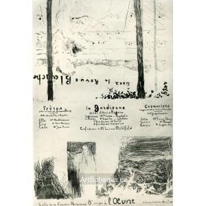 Lisez la Revue Blanche - Freres, la Gardienne, Créanciers (1894), opus 23
