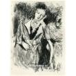 Jeune femme accoudée (1894), opus 26