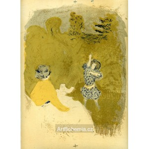 La petite fille au volant (1899), opus 46