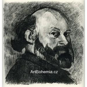Portrait de Cézanne (1914), opus 51