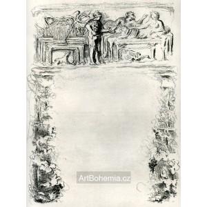 Sonnet a Comus (frontispice de Cuisine) (1935), opus 54