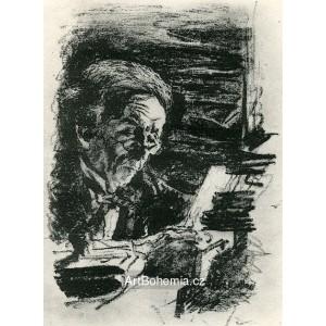 Paul Léautaud (1934), opus 60