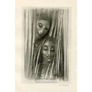 Dvě tváře za závěsem