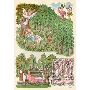 Zbloudilé děti v lese, opus 769