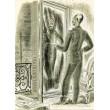 Muž s monoklem před zrcadlem, opus 945