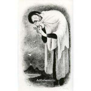 Mácha s růží (Máchovské variace), opus 860