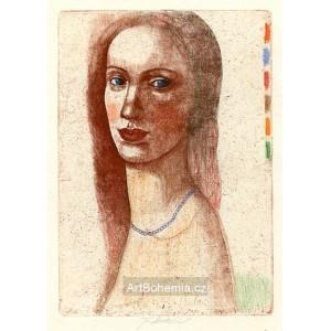 Mladá dívka, opus 357D (Balzac: Neznámé veledílo)