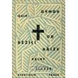 Osip Dymov - Běžící od kříže (linorytová obálka)