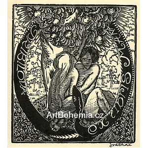 Eva s Adamem pod stromem poznání