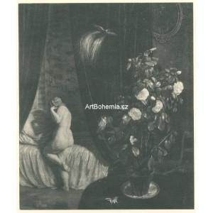 Bílá kamelie (1911)