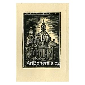 Sv.Mikuláš na Staroměstském náměstí (Praga Caput Regni)