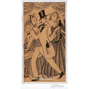 Galantní tanečník