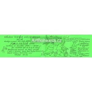 Hollarský večírek 26.11.1999 (zelený papír)