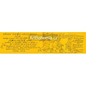 Hollarský večírek 26.11.1999 (žlutý papír)