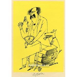 Jedlík abecedy a pes (II)
