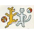 Radost pejska a kočičky