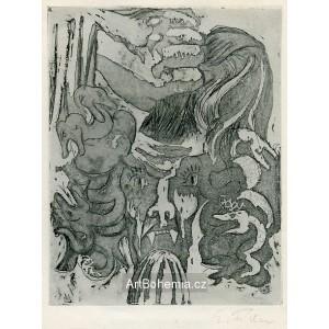 Uťatá hlava Medúzy, opus 148