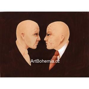 Dialog dvou mužů