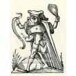 Les Songes drolatiques de Pantagruel (1565), opus 98