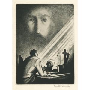 Imaginární portrét Karla Hynka Máchy (Ještě jednou v mladosti mé kraje)