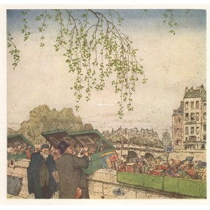 Bouquinistes-Pritemps (1912)