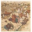 Tržiště Socco v Tangeru (1918)