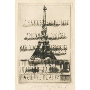 Eiffelka, opus 294 + věnování
