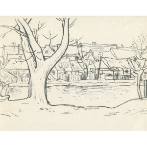 Pohled na vesničku II (1951)