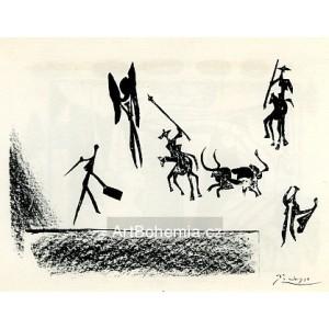 Corrida (Bullfight) (7.1.1946)