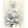 Ines et son enfant (Ines and her child) II (29.1.1947)