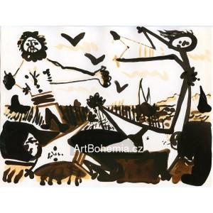 Figures (1955) - Le mystère Picasso