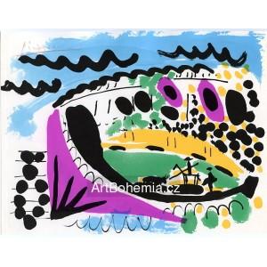 Corrida III (1955) - Le mystère Picasso