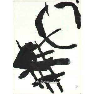 Oiseau et son ombre (Hommage à Georges Braque)