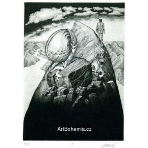 Cesta nahoru - Bellerophontés IV (Mythus)