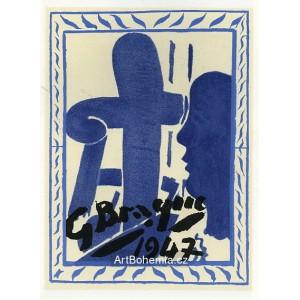Braque le Patron - couverte (Mai 1947), opus 16