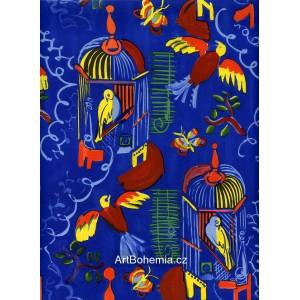 Les Oiseaux (Lettre à mon peintre)