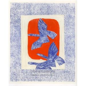 Oiseau en vol (1961), opus 99