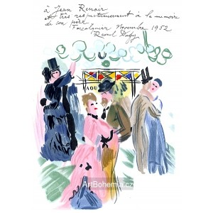 Hommage à Jean Renoir (1952) (Lettre à mon peintre)